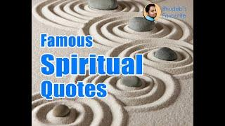 Top 10 Spiritual Quotes of All Time | Greatest Quotes on Love | Most Popular Quotes on God, Arts