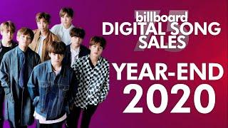 Billboard Digital Song Sales Year-End 2020 | Top 75 Hits of The Year