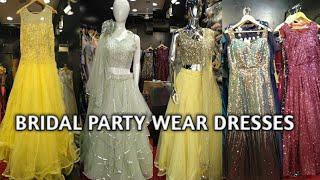 Top Stylish Party Wear Dress, Latest Fancy Partywear Dress, Stylish Partywear Dresses For Girls
