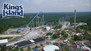 Kings Island Friends and Family Preview Day 2020 [VLOG]