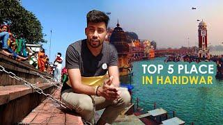 Best top 5 place to visit in Haridwar   Haridwar Tour Guide   Moodie Traveller
