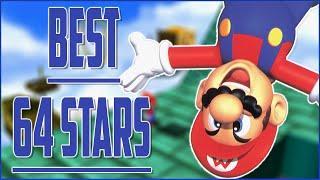 Top 10 Best Stars | Super Mario 64