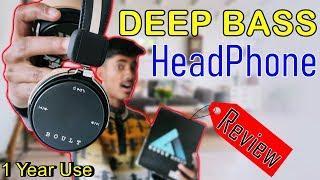 Best Bluetooth BASS+ Headphone | Best Wireless Headphones Under 1000