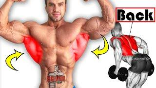 Top 10 Daily Exercise To Build BIGGER Lats V TAPER
