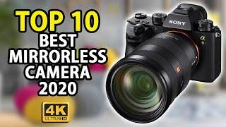 Top 10 Best 4K Mirrorless Camera 2020 | My Deal Buddy