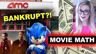AMC Theaters Bankrupt from Coronavirus? What to Watch on Netflix, Disney Plus