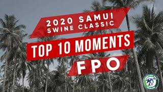 2020 Samui Swine • FPO Top 10 Moments • Sarah Hokom • Paige Pierce • Briana Ainsley • View Georgiou