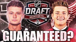 NHL Draft Rumours: Kings & Red Wings GUARANTEED To Take Tim Stützle & Cole Perfetti? 2020 Prospects