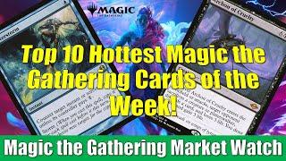 MTG Market Watch Top 10 Hottest Cards of the Week: Flusterstorm and More