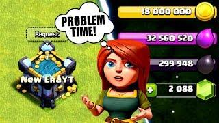 We have a HUGE problem in Clash Of Clans