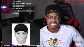 ImDontai Reacts to Top 5 Scariest Things caught on CCTV