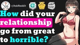 How To Ruin Your Relationship!