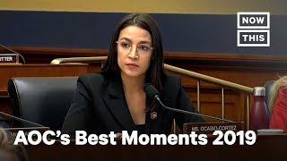 Rep. Alexandria Ocasio-Cortez's Top Moments of 2019 | NowThis
