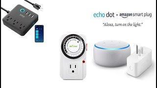 Best smart plugs that work with alexa |  Top 10 smart plugs that work with alexa For 2020-21 |