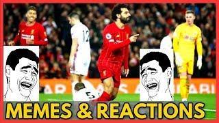 Liverpool vs Sheffield United (MEMES & Reactions) of goals, post match analysis & highlights Sh. Utd