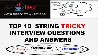 Top 10 Java String interview questions and Answers in Hindi