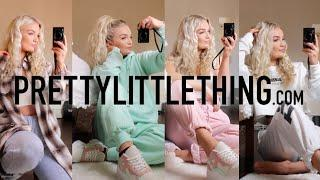 HUGE £200+ PRETTY LITTLE THING HAUL | NEW IN SPRING