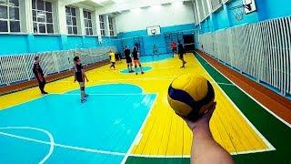 Volleyball First Person   Best Moments   Highlights   POV