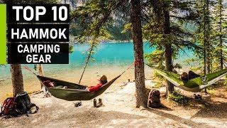 Top 10 Must Have Hammock Camping Gear & Gadgets