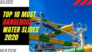 [Update] Top 10 WORLDS Most Dangerous Water Slides - most dangerous Places in the WORLD