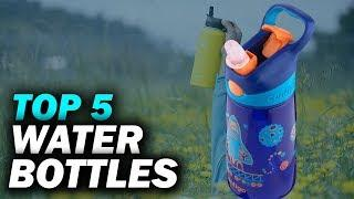 Top 5 Best Sports Water Bottles