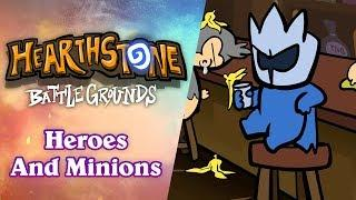 Carbot - Hearthstone Battlegrounds - Heroes and Minions