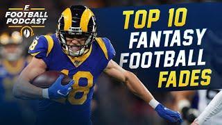 Top 10 Fantasy Football Fades (2020 Fantasy Football)