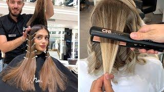 Trending Hairstyles 2020| TOP 10 Beautiful Hairstyles by Professional| Modern Haircut Transformation