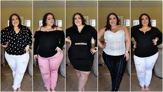 HUGE Fashion To Figure Try-On Haul | Plus Size Fashion