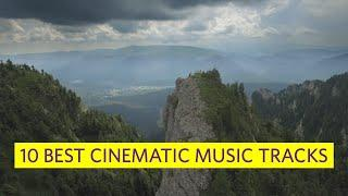 10 Best Royalty-Free Cinematic Music Tracks