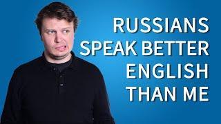 Why Your English Sucks