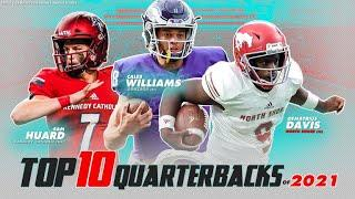 Top 10 Quarterbacks from the Class of 2021