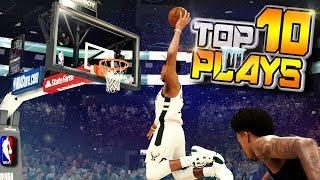 NBA 2K20 TOP 10 Plays Of The Week #27 - CRAZY LOBS, Double Ankle Breakers & More