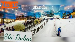 Top 10 places in Dubai to Visit 2020