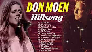Top Praise and Worship New Songs of Don Moen and Hillsong 2020
