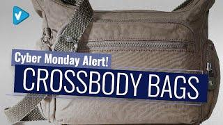 Cyber Monday Alert: Save Big On Top Women Crossbody Bags Now Live On Amazon Cyber Monday