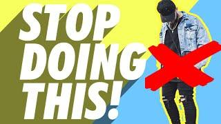 6 Things ALL Guys Should STOP Wearing By Age 20 Or In Their 20s | Ashley Weston & Dorian