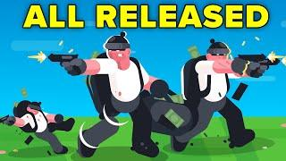 Releasing All 2 MILLION US Prisoners - What Happens?
