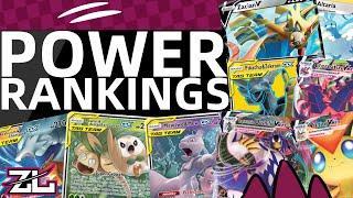 POWER RANKING TOP 10 POKEMON Decks | June Week 1 2021 Battle Styles