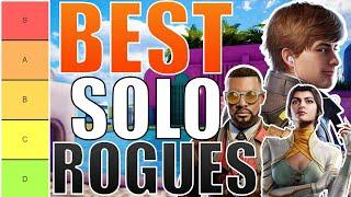 Top 5 Best Rogues To Solo Carry In Rogue Company: Who is the Best Rogue in Rogue Company