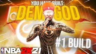 HOW TO MAKE THE #1 GUARD BUILD ON NBA 2K21! 100% CONFIRMED BEST(+99 WIN% GAMEPLAY) UNSTOPPABLE!