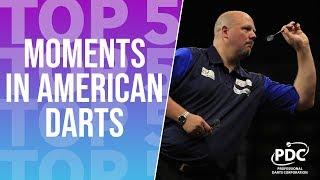 TOP 5 | Moments in American Darts