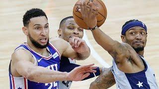 Washington Wizards vs Philadelphia 76ers Full GAME 5 Highlights | 2021 NBA Playoffs