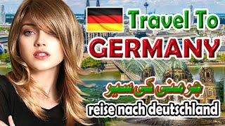 Travel To Germany || Top Tourist place in the world || Amazing Tourist Places in #Germany || #JeeTV