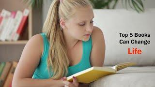 Top 5 Books That'll Change Your Life    Best Motivational Books -Life Changing Books