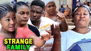 Strange Family (COMPLETE MOVIE) - Ebele Okaro & Destiny Etiko & Onny 2020 Latest Nigerian Movie