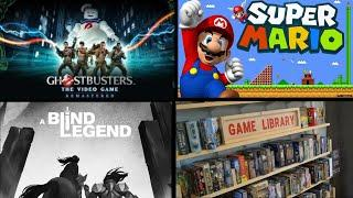 Top 10 information about games
