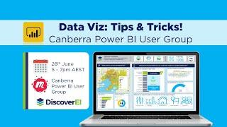 Our Top 10 Power Tips, Tricks and Hacks - Canberra Power BI User Group