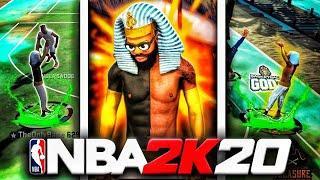 OMG I WON BASKETBALL GODZ ON NBA 2K20 ! I WON UNLIMITED BOOST FROM THE HARDEST EVENT ON NBA 2K20 !