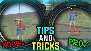 Best Top 10 Tips And Tricks To Become A Ultra Noob Player In Garena Free Fire World